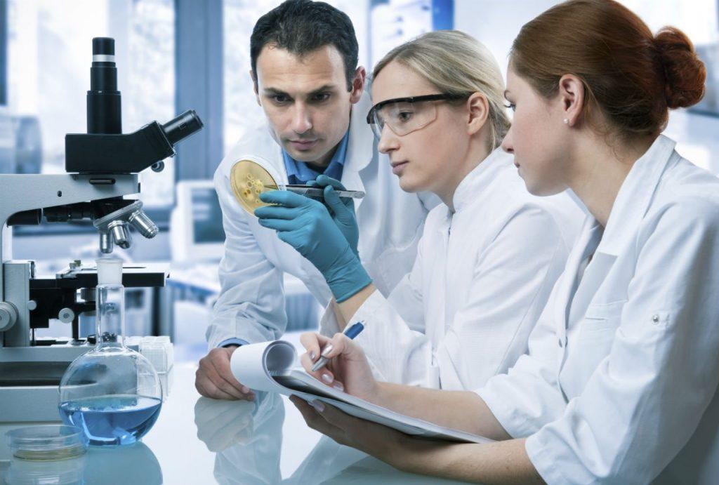 تحصیل در رشته میکروبیولوژی