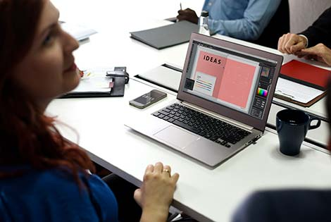 رشته طراحی وب و اپلیکیشن موبایل در کانادا