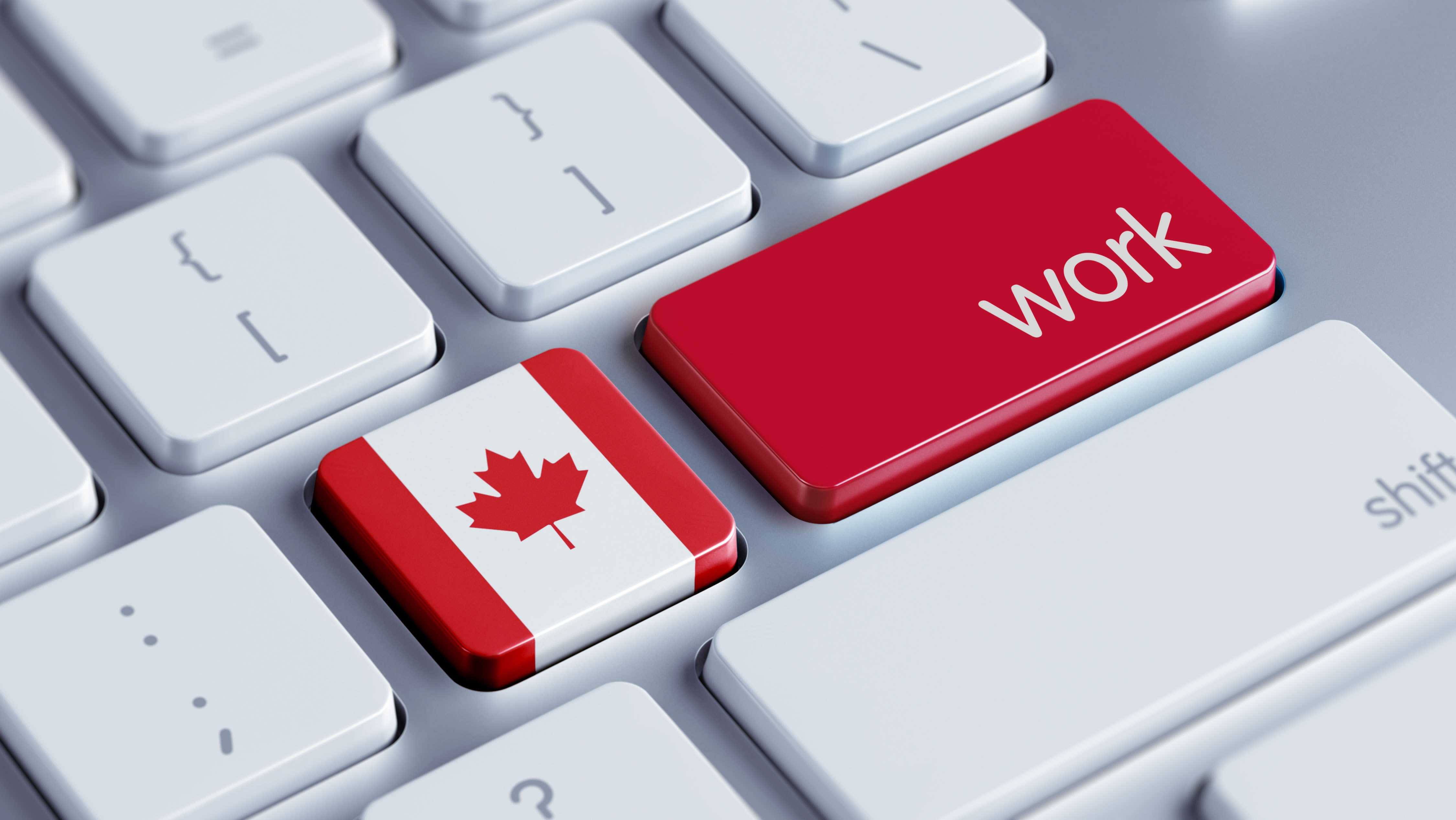 اقامت دائم کانادا از طریق ویزای کار