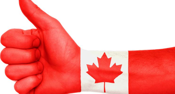 موفقیت در کانادا