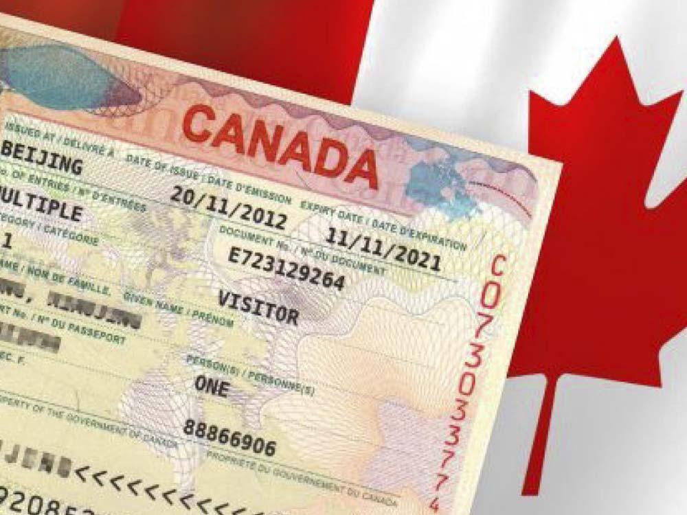 ویزای توریستی مولتیپل کانادا