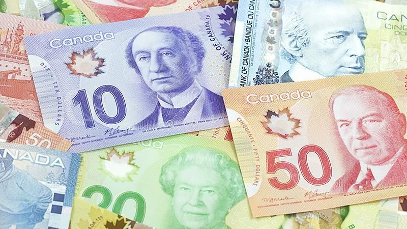 پول کانادایی
