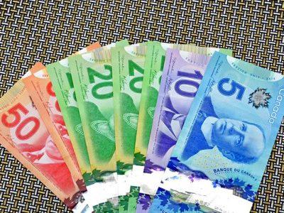 دلار کانادا