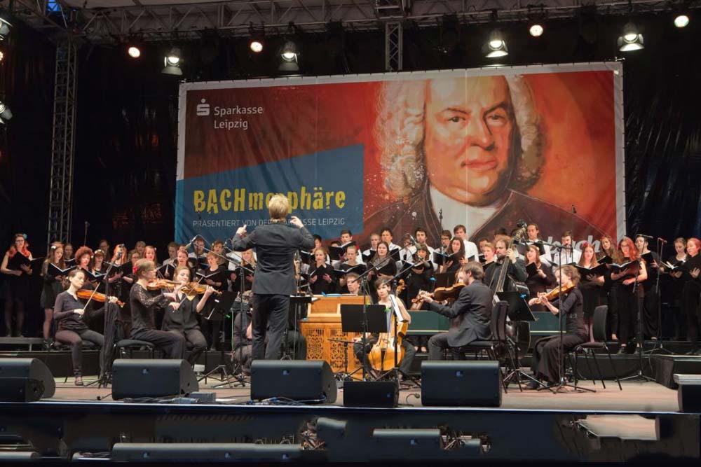 جشنواره موسیقی باخ