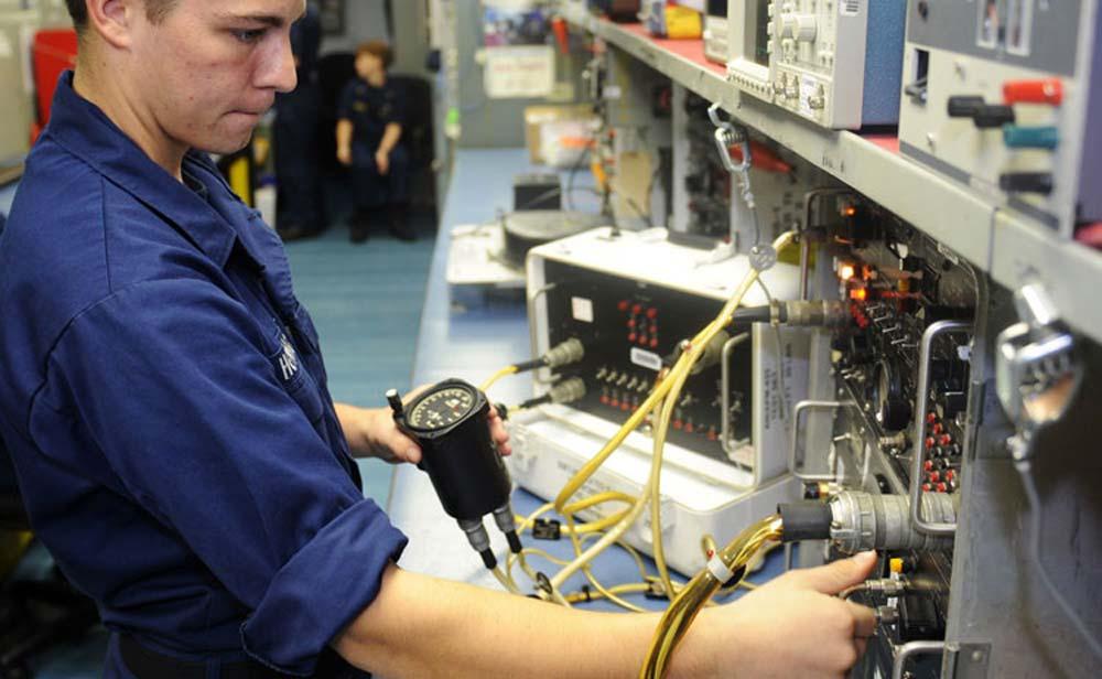 Industrial instrument technicians-and-mechanics