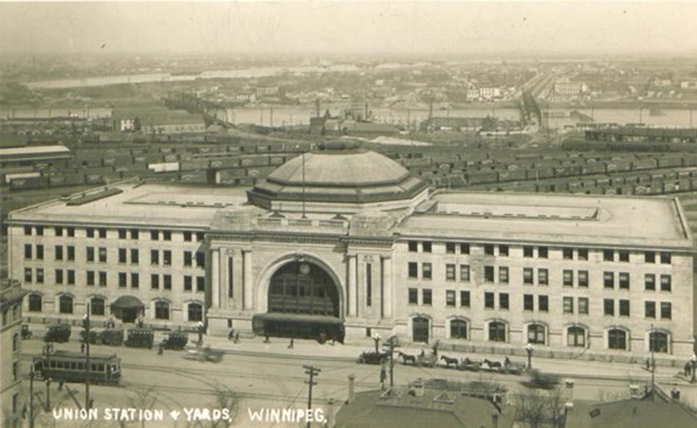 Union Station Design