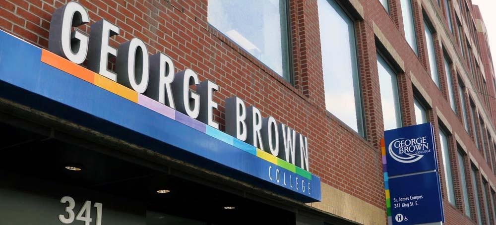 کالج جورج براون