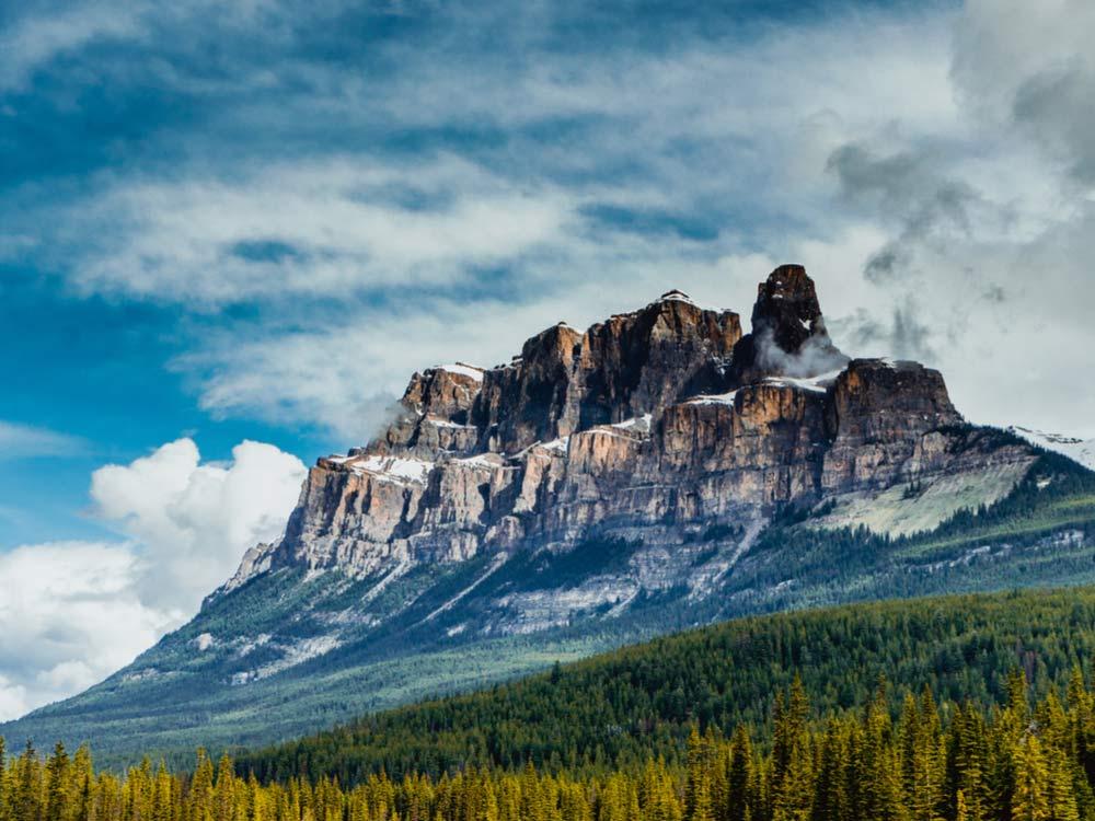 پارک های کوهستان راکی