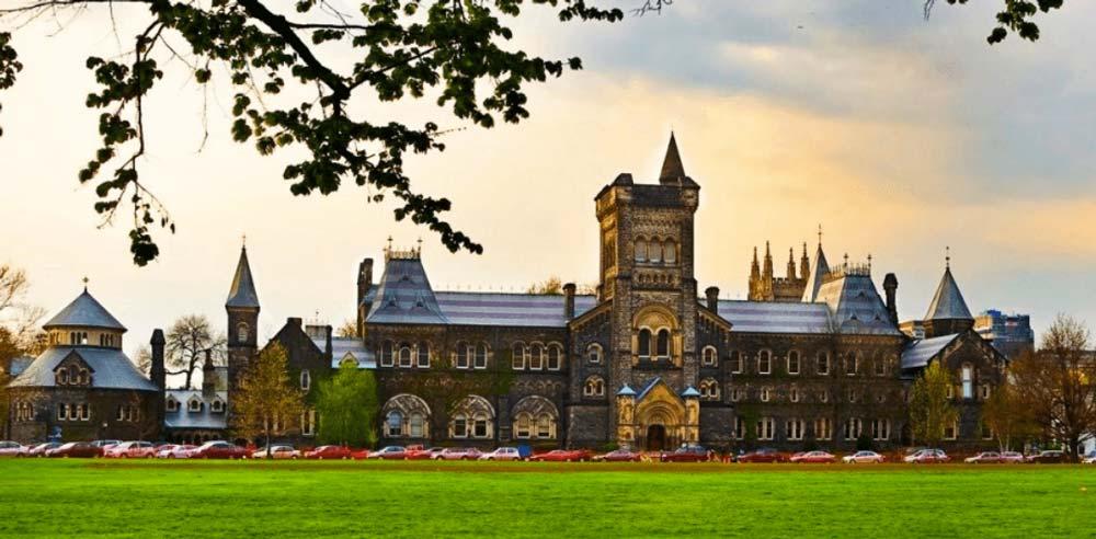10 دانشگاه برتر کانادا