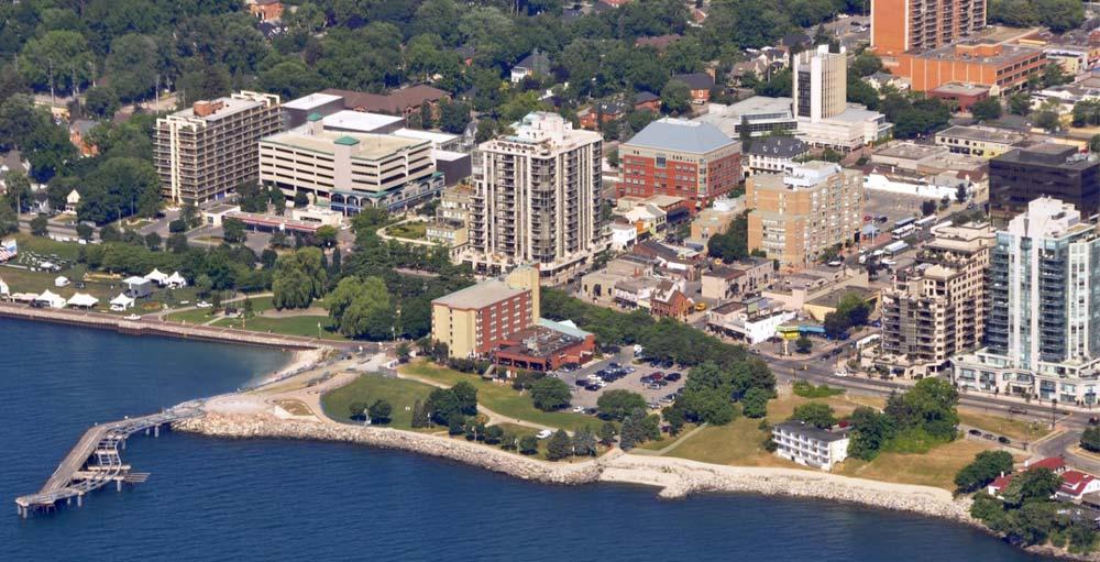 بهترین جامعه شهری کانادا