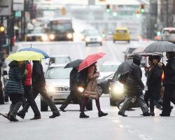 باران در ونکوور