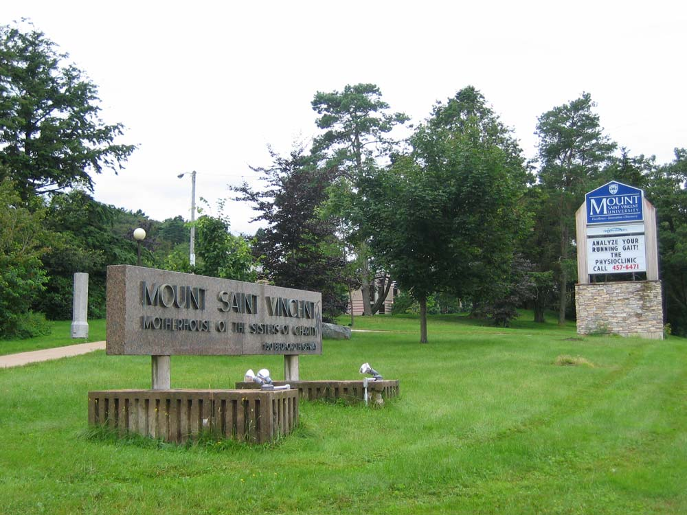 دانشگاه مانت سنت وینسنت