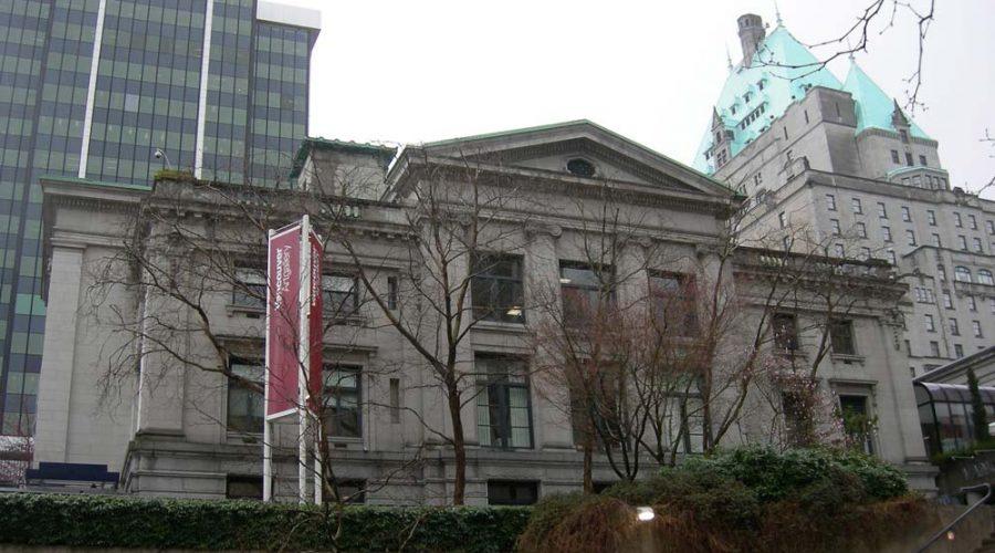 گالری هنر ونکوور