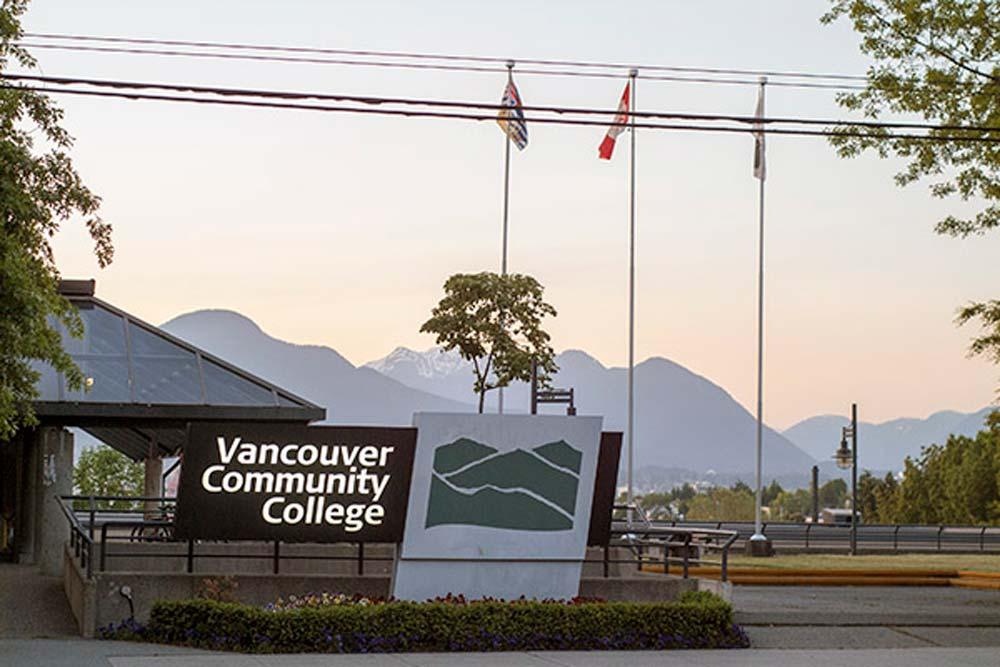 Vancouver lesbian community centre