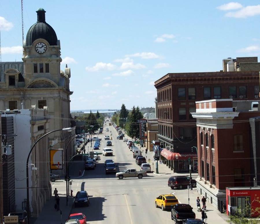 بهترین شهر ساسکاچوان
