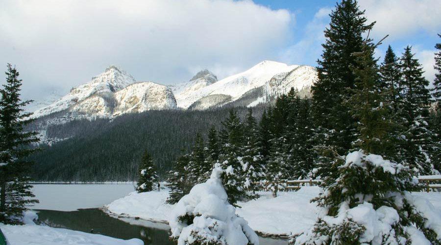 هوای زمستان کانادا