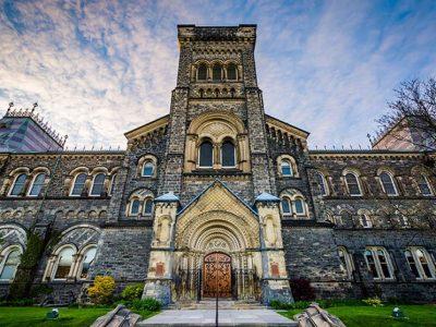 بهترین دانشگاه های کانادا مهندسی